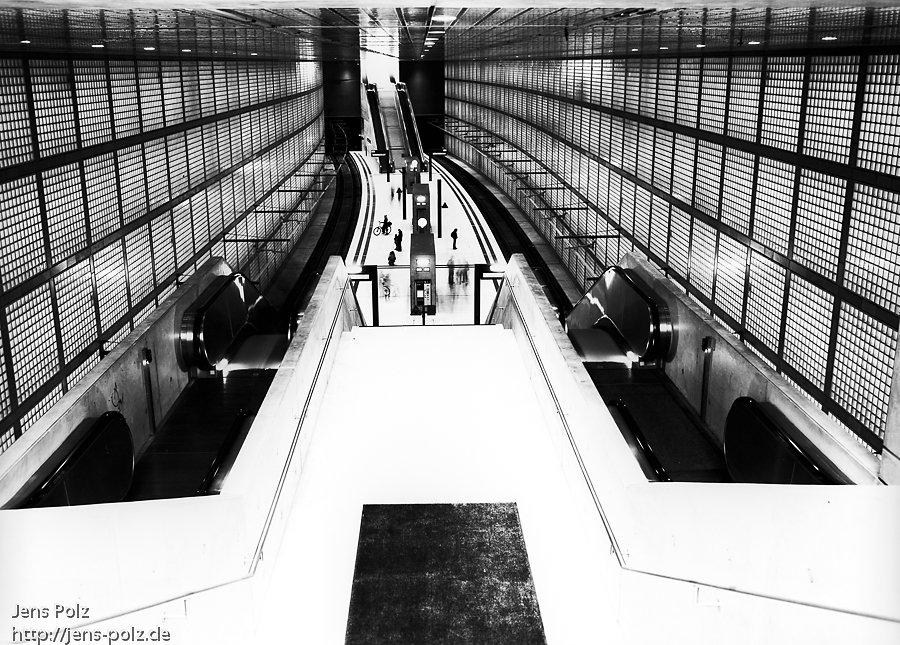 City tunnel I